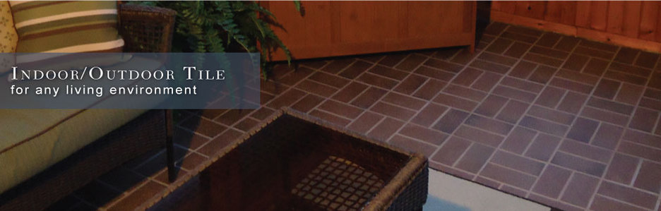 Indoor Ourdoor Tile for Any Living Environment