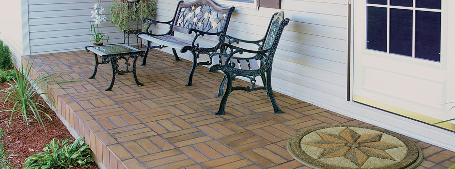 A Great Choice For Your Outdoor Porch Tile